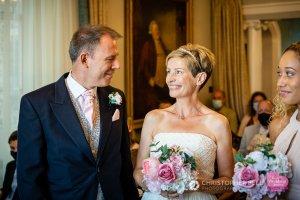 Tower House wedding photo
